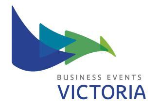 Business Events Victoria logo