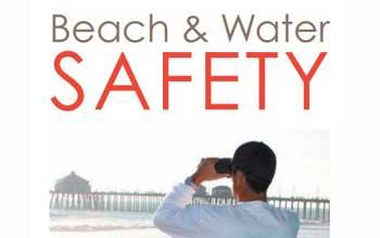 beach & water safety