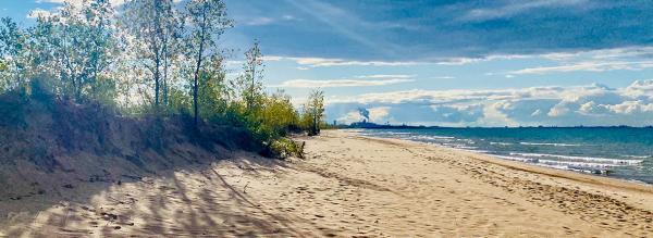 Miller Woods Beach