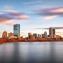 New Back Bay Skyline
