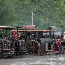 2018 Pageant of Steam