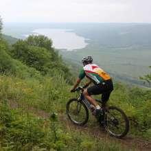 Biking in the Finger Lakes
