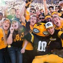 Iowa City Game Day