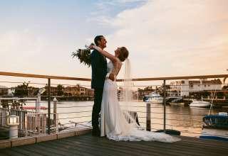 Harbour Weddings in Huntington Beach