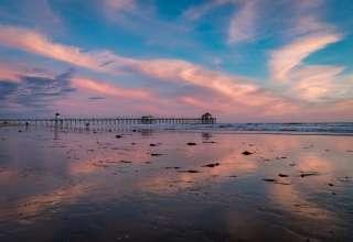 Moments of Zen in Huntington Beach