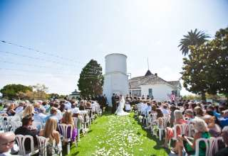 Barn Wedding Venues in Huntington Beach