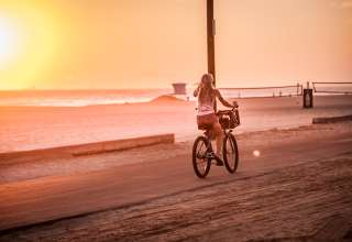 Why Huntington Beach, CA is The Place To Bike