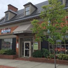 Visitors Center at 501 W Franklin Street, Chapel Hill, NC