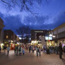 The Historic Downtown Mall