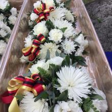 SMS Cormoran Event flowers