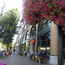Downtown Eugene by Eugene, Cascades & Coast