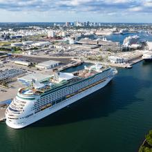 Record Breaking Busy Cruise Day December 1, 2019