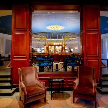 Hotel Roanoke 1882 Lobby Bar