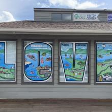 Smith Mountain Lake LOVEworks