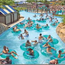 Magic Waters Waterpark - Splash Magic River