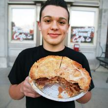 Pi Day: Topeka's got what you need to solve any sweet equation