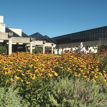 Kansas Museum of History Exterior