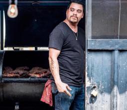 Miguel Vidal of Valentinas Tex Mex BBQ in Austin Texas