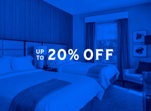 Hotel beds with up to 20% off