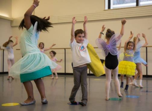 SPAC Educational Dance Workshops