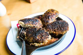 Oyster's Marci, Hambone, Recipe, Tammany Taste