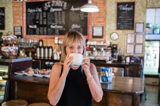 St. John's Coffee House, Downtown Covington, Tammany Taste