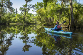 Kayaking Canoe & Trail