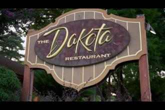 Dining scene: The Dakota
