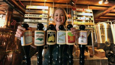 Craft Breweries & Distillery