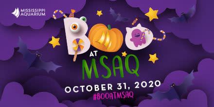 Boo at MSAQ
