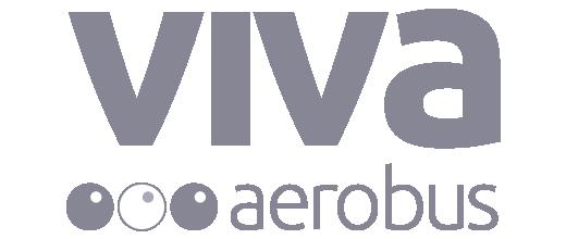 Viva aerobus - Logo