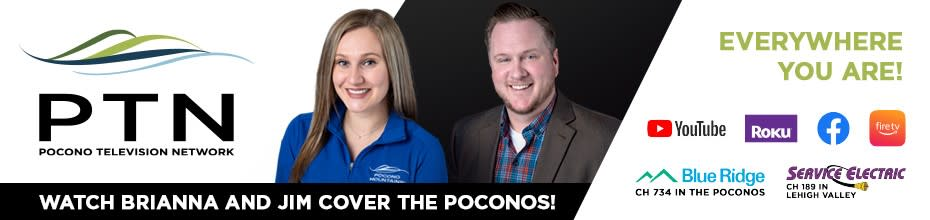 Watch Brianna and Jim Cover the Poconos on PTN