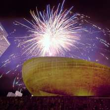 Celebrate 4th of July in Albany
