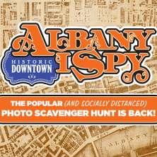 Albany I Spy