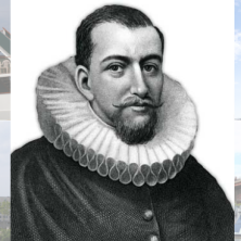 Famous Faces: Henry Hudson Itinerary