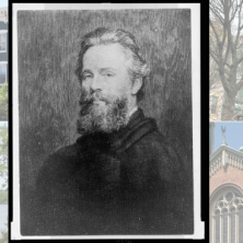 Famous Faces: Herman Melville