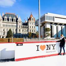 Discover Winter in Albany