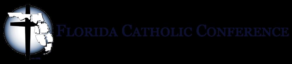 Florida Catholic Conference logo