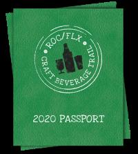 ROC/FLX Craft Beverage Trail Passport