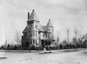 Ivinson-Mansion
