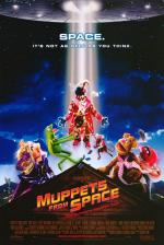Muppets from space PAC movie poster