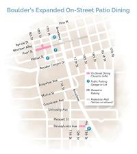 Dining Closures Map June 2020