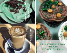 Cafe Du Pain Bakery st patricks day feast 2