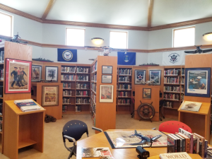 Military Heritage Museum Library