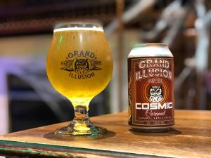Grand Illusion Cosmic Caramel