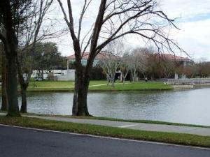 Lake at City Center Port Orange