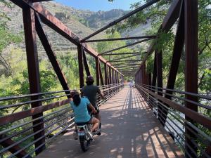 Clear Creek Bike