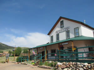 The Mountainview Historic Hotel and Cafe