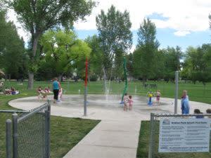 Undine Park Splash Pad