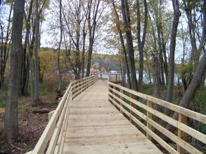 DEC 2020 Hidden Gems Conesus Trail in Livingston County